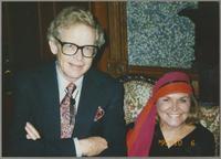 Bob Wilber and Pug Horton [photograph, front]