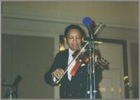 Claude Williams [photograph, front]