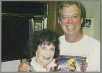 Nelma Fillius and Butch Miles [photograph, front]
