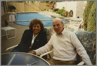 Julia Hyman and Dick Hyman [photograph, front]