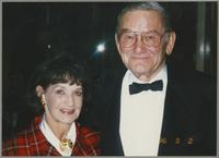 Nelma Fillius and Ralph Sutton [photograph, front]