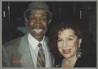 Al Grey and Rosalie Soladar [photograph, front]