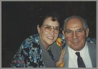 Noelle Colombo and Lou Colombo [photograph, front]