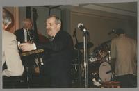 Bob Haggart and Kenny Davern [photograph, front]
