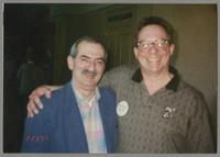 Kenny Davern and Donald Fillius [photograph, front]