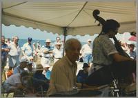 Bobby Rosengarden and Mark Neuenschwander [photograph, front]