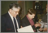 Dan Barrett and Keith Ingham [photograph, front]