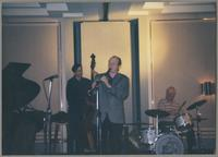 Greg Cohen, Bobby Gordon, and Jake Hanna [photograph, front]