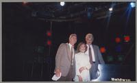 Bob Magnusson, Marian McPartland, and Jim Plank [photograph, front]