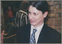 John Leitham [photograph, front]
