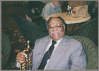 Clark Terry [photograph, front]