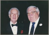 Bobby Rosengarden and Milt Fillius Jr. [photograph, front]