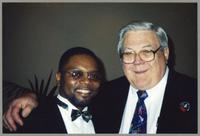 Lewis Nash and Milt Fillius Jr. [photograph, front]