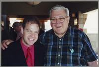 Bill Charlap and Milt Fillius Jr. [photograph, front]