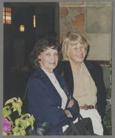Nelma Fillius and Nancy Abelon [photograph, front]