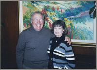 Bucky Pizzarelli and Nelma Fillius [photograph, front]