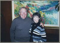 Bucky Pizzarelli and Nelma Fillius [photograph, front]