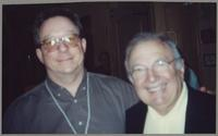 Donald Fillius and Bucky Pizzarelli [photograph, front]