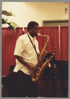Rickey Woodard [photograph, front]