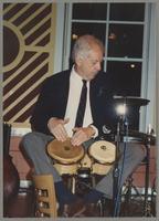 Bobby Rosengarden [photograph, front]