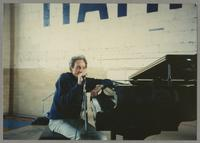 Joe Buskin [photograph, front]