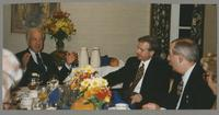 Bobby Rosengarden, Scott Hamilton, and Kenny Davern [photograph, front]