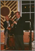 Bob Haggart and Kenny Davern [photograph, front]