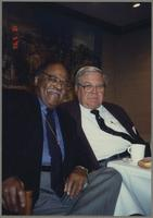 Clark Terry and Milt Fillius Jr. [photograph, front]
