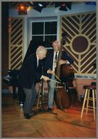 Bobby Rosengarden and Bob Haggart [photograph, front]