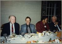 John Bunch, Monk Rowe, Mike Woods, and Bob Haggart [photograph, front]