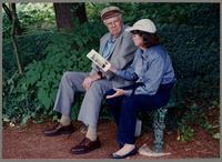Bob Haggart and Nelma Fillius [photograph, front]