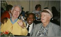 Bobby Rosengarden, Joe Wilder, and Bob Haggart [photograph, front]