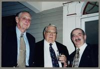 Dave McKenna, Milt Fillius, and Kenny Davern [photograph, front]