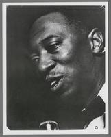 Joe Williams [photograph, front]