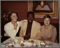Betsy Millsteen, Joe and Jillean Williams [photograph, front]