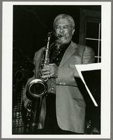 Frank Foster [photograph, front]