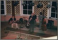 Bucky Pizzarelli, Kenny Davern, Nelma Fillius, Tony DiNicola, and Keter Betts [photograph, front]