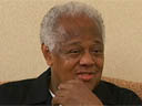 Slide Hampton interviewed by Monk Rowe, West Orange, New Jersey, July 30, 2003 [video]
