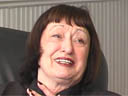 Sheila Jordan interviewed by Monk Rowe, Middleburgh, New York, May 11, 2002 [video]
