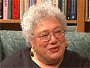 Ann Rabson interviewed by Monk Rowe, Clinton, New York, September 21, 2007 [video]